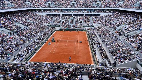 Roland-Garros : cachez ces sièges vides que les organisateurs ne sauraient voir