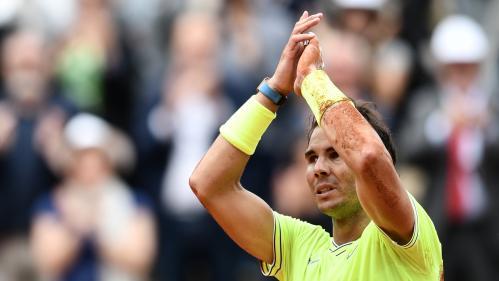 Roland-Garros/finale : Rafael Nadal s'impose en quatre sets face à Dominic Thiem et s'offre un douzième titre parisien