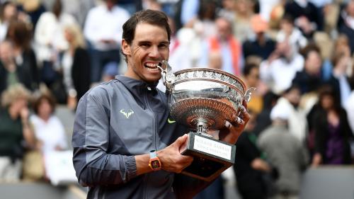Roland-Garros : douzième sacre parisien pour Nadal, l'extra-terrien