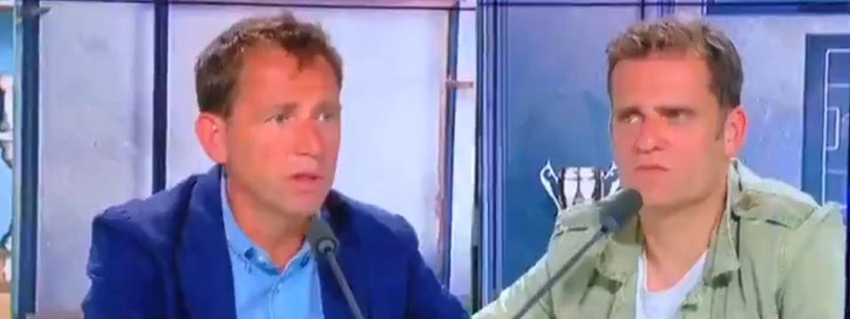Daniel Riolo Et Jerome Rothen De Retour A L Antenne De Rmc Sport Le 17 Juin
