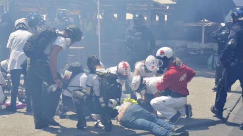 """""""Gilets jaunes"""" : comment est née la rumeur faisant état de morts lors de la manifestation à Montpellier"""