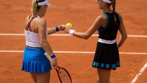 DIRECT. Roland-Garros/finale double dames : regardez la finale entre Duan-Zheng et Babos-Mladenovic