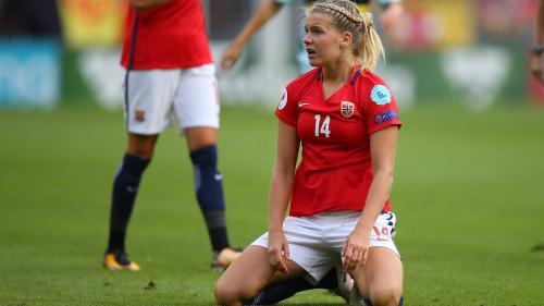 Pourquoi la Norvégienne Ada Hegerberg, Ballon d'or 2019, sèche le match contre les Bleues (et toute la Coupe du monde)