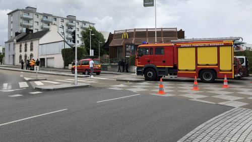 Lorient : l'automobiliste qui a fauché deux enfants, faisant un mort et un blessé grave, a été identifié