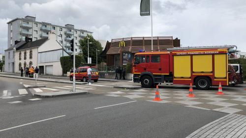 Lorient : un chauffard tue un enfant et prend la fuite