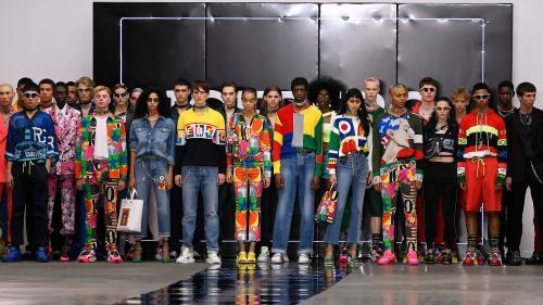 Des zombies et des femmes : les temps forts de la Fashion Week de Londres