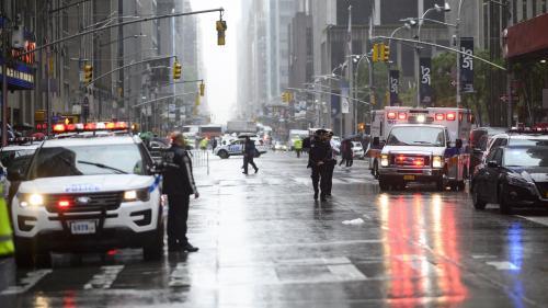 New York : un hélicoptère s'écrase sur un immeuble de Manhattan, faisant un mort