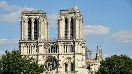 Notre-Dame de Paris: une messe sera célébrée en petit comité ce week-end dans la cathédrale