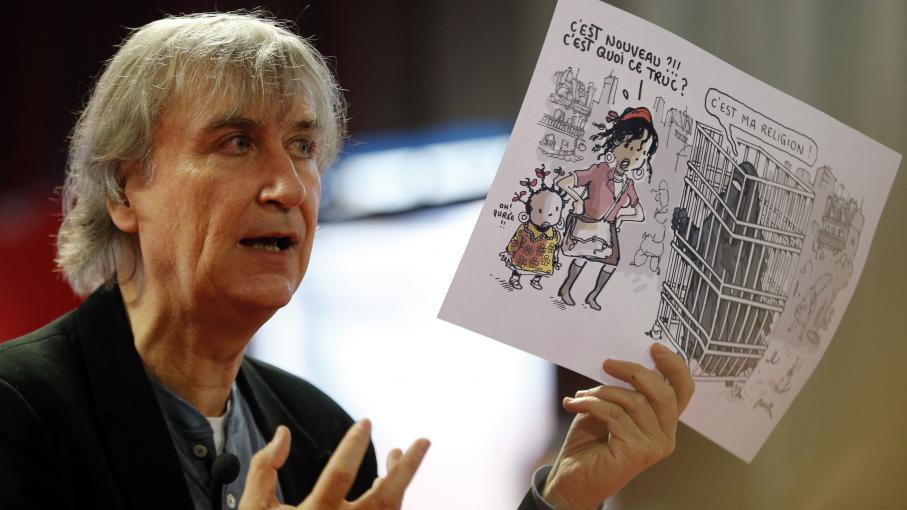 Le New York Times bannit les caricatures politiques : Plantu inquiet pour la liberté d'expression