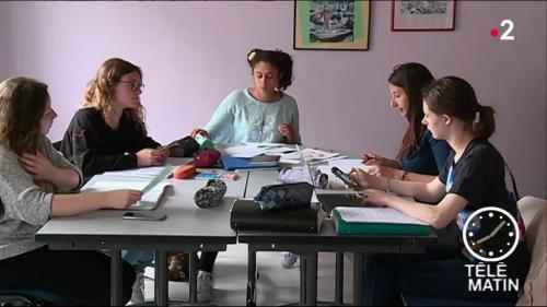 Bac : les élèves révisent rigoureusement dans l'Aube