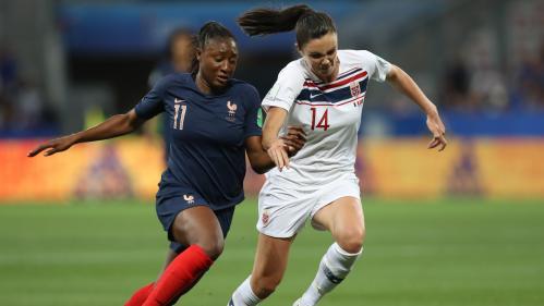 DIRECT. Coupe du monde 2019 : un but contre son camp de la France permet à la Norvège de revenir dans le match (1-1)