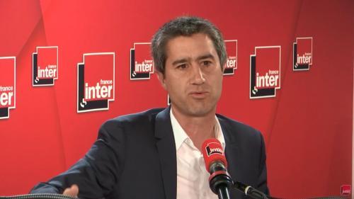 """VIDEO. Européennes : """"Il est clair que La France insoumise a pris un coup sur la tête et Jean-Luc aussi"""" reconnaît François Ruffin"""