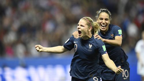 Coupe du monde 2019 : ce qu'il faut retenir de la difficile victoire des Bleues face à la Norvège (2-1)
