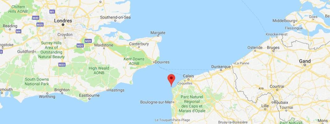 Pas-de-Calais : quinze migrants, dont sept enfants, interceptés dans la Manche