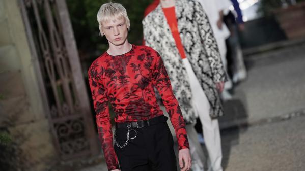 Florence, l'autre capitale italienne de la mode, avant la Fashion Week masculine de Milan