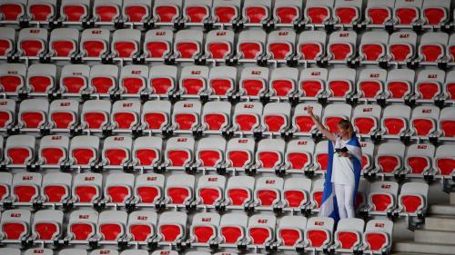"""Coupe du monde féminine : pourquoi les tribunes des matchs """"à guichets fermés"""" sont-elles si peu remplies ?"""
