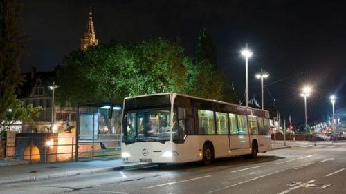 Strasbourg : la nuit, les femmes pourront descendre du bus où elles veulent