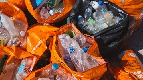 """Cinq grammes de plastique ingérés par semaine : WWF plaide pour """"un traité mondial pour lutter contre"""" la pollution plastique"""