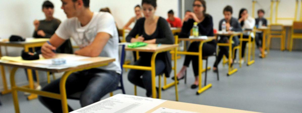 """Grève des enseignants pendant les épreuves du bac : """"Je ne me rendrai pas au lycée lundi et je l'assume"""""""