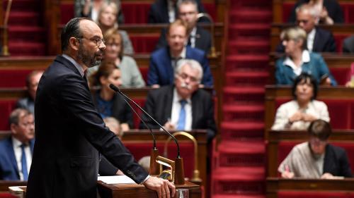 Etes-vous concerné par la baisse de l'impôt sur le revenu annoncée par Edouard Philippe ?