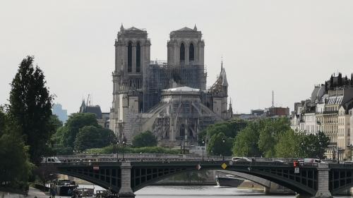 INFO FRANCEINFO. Seulement 9% des promesses de dons pour Notre-Dame de Paris ont été versées