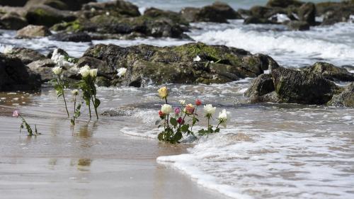 DIRECT. Les Sables-d'Olonne : Emmanuel Macron rend hommage aux trois sauveteurs morts en mer
