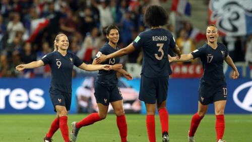 Coupe du monde 2019 : la France est qualifiée pour les 8e de finale grâce à la victoire de la Chine face à l'Afrique du Sud