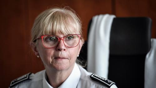 """Brigitte Jullien, la cheffe de la """"police des polices"""", """"réfute totalement le terme de violences policières"""""""
