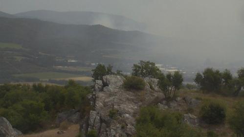 Plusieurs incendies en cours dans le Var, les Bouches-du-Rhône et les Alpes-de-Haute-Provence
