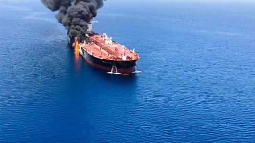 Attaques de pétroliers dans le Golfe : pourquoi toutes les conditions sont réunies pour un regain de tension
