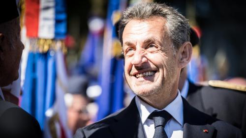 """Nicolas Sarkozy réaffirme que la politique """"n'est plus son quotidien"""""""