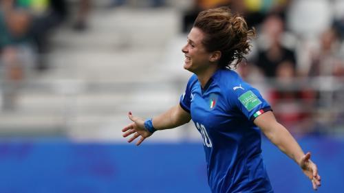 Coupe du monde 2019 : l'Italie se qualifie pour les 8es de finale en battant la Jamaïque (5-0)