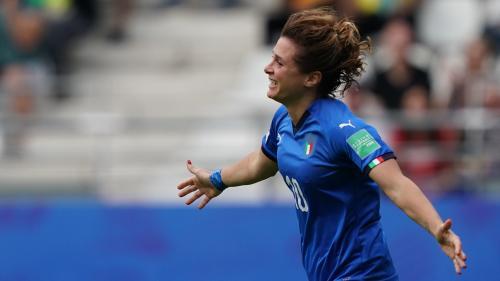 Coupe du monde 2019 : l'Italie se qualifie pour les huitièmes de finale en battant la Jamaïque (5-0)