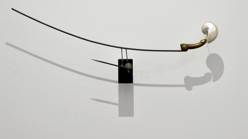 Le surréalisme de la plasticienne allemande Rebecca Horn à l'honneur au Centre Pompidou-Metz