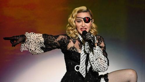 """""""Madame X"""", le retour de Madonna marqué par l'engagement politique et l'exploration musicale   https://www.francetvinfo.fr/culture/musique/madonna/madame-x-le-retour-de-madonna-marque-par-l-engagement-politique-et-l-exploration-musicale_3489637.html"""