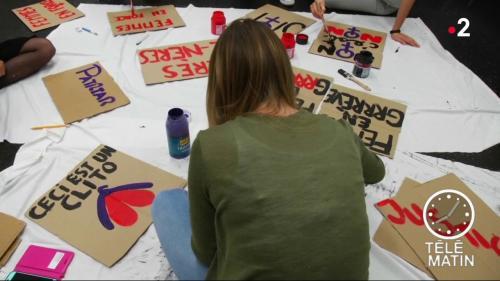 VIDEO. Suisse : les femmes en grève pour dénoncer les inégalités