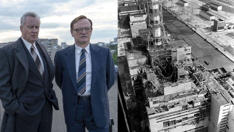 """""""Chernobyl"""" est-elle vraiment fidèle à la réalité ? On a vérifié ce qui est vrai et ce qui l'est moins"""
