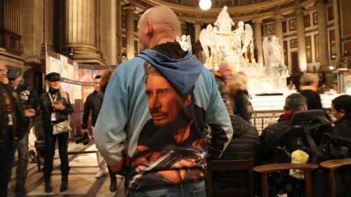 Des myriades d'hommages dans toute la France pour Johnny Hallyday, qui aurait eu 76 ans samedi