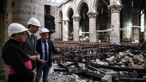 Promesses de dons, consolidation du monument : où en est le chantier de Notre-Dame de Paris ?