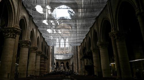 Notre-Dame de Paris : à quoi va ressembler la première messe célébrée dans la cathédrale depuis l'incendie ?