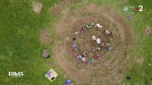 """VIDEO. """"13h15 le samedi"""" s'est rendu au village breton de Langouët, en route vers l'autonomie alimentaire et énergétique"""