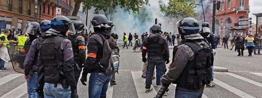 """""""Gilets jaunes"""" : le point sur les manifestations en France samedi"""