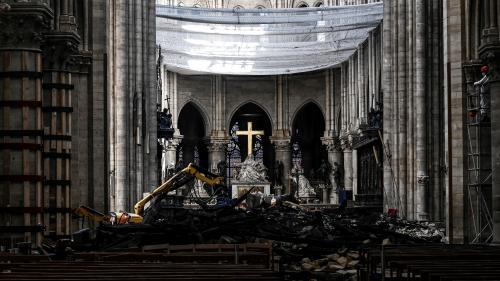 Notre-Dame de Paris : un chantier de longue haleine