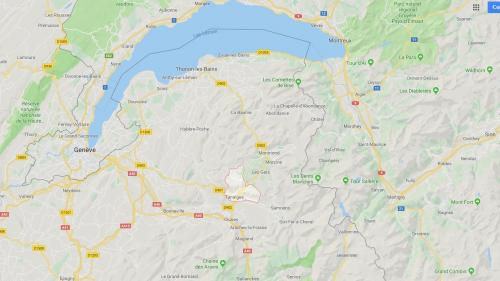 Orages : une femme est morte écrasée par un arbre dans un camping de Haute-Savoie