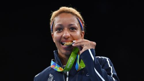 Boxe : la Française Estelle Mossely devient championne du monde IBO des poids légers