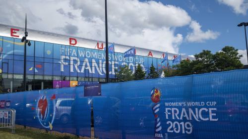 """Coupe du monde féminine de football : le risque hooligan est """"très limité"""""""