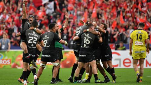 Top 14 : Toulouse s'offre un 20e titre de champion de France face à Clermont