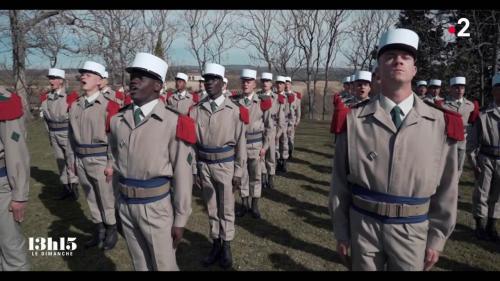 VIDEO. Du chef d'entreprise au clandestin, vingt personnes tentent chaque jour leur chance pour intégrer la Légion étrangère