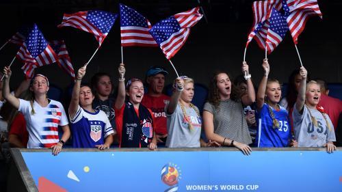 DIRECT. Coupe du monde 2019 : suivez la rencontre entre les Etats-Unis et le Chili au Parc des Princes