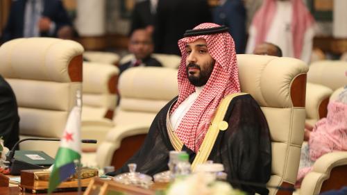 Attaques de pétroliers dans le Golfe : le prince héritier saoudien accuse l'Iran d'être responsable